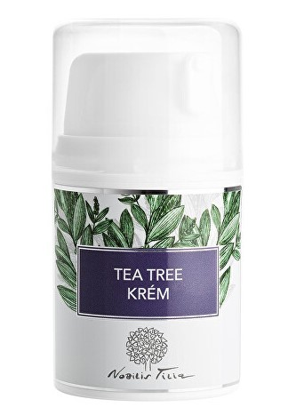 Tea tree krém